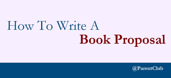 writing a fiction book proposal