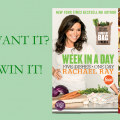 Rachel Ray Book #Giveaway