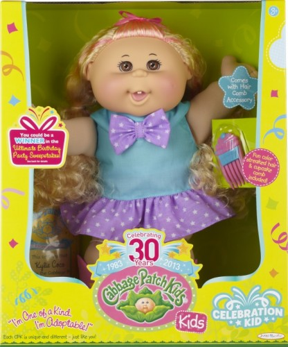 Cabbage Patch Kids 30 anniversary doll