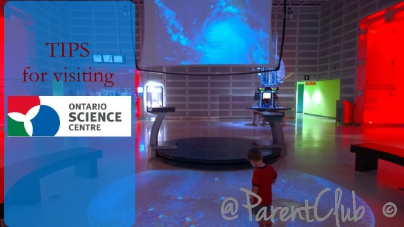 Ontario science centre coupons for march break